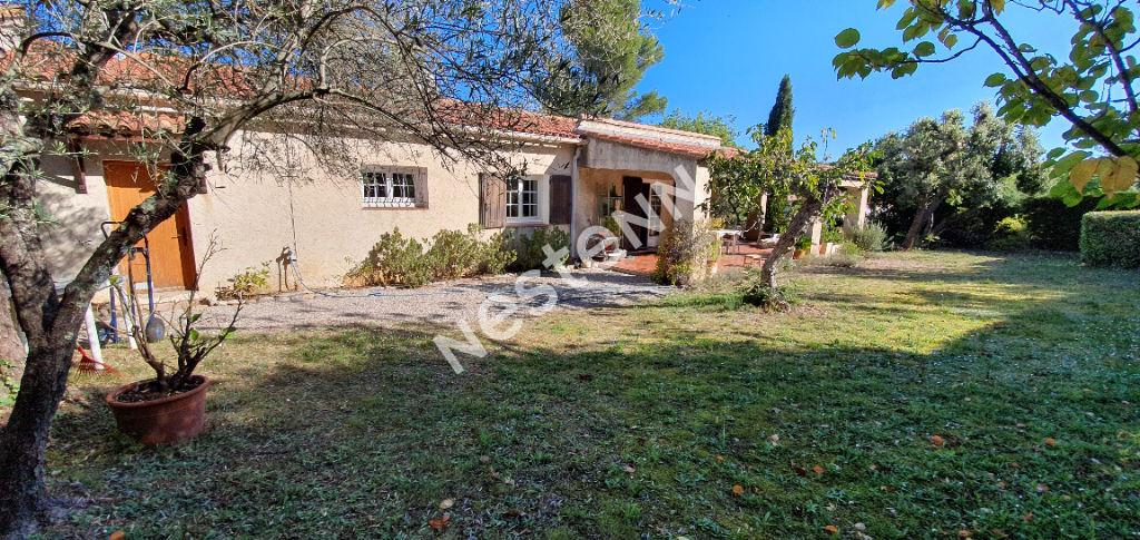 Maison Neoules 4 pièce(s) 106.11 m2 photo 1