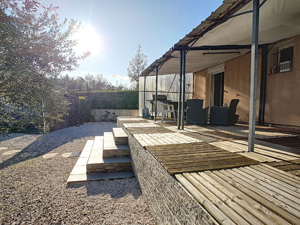 Villa T4 de plain pied de 85m² sur terrain clos de 650m² photo 1