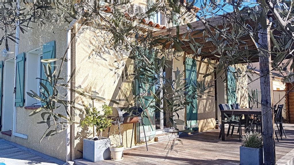 Villa T4 avec piscine en lotissement calme à Brignoles photo 2