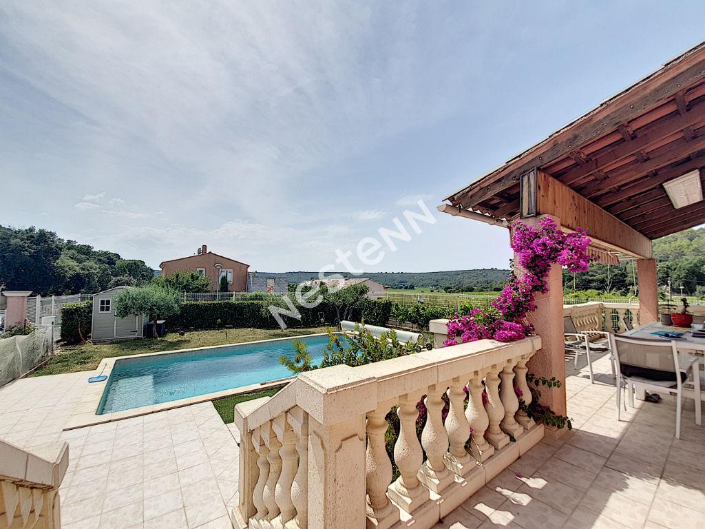 Villa T4 avec garage et piscine photo 1