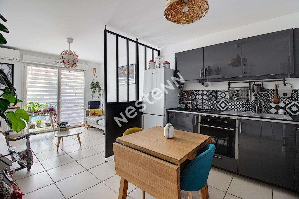 Appartement Les Pennes Mirabeau 2 pièce(s) 42 m² photo 1