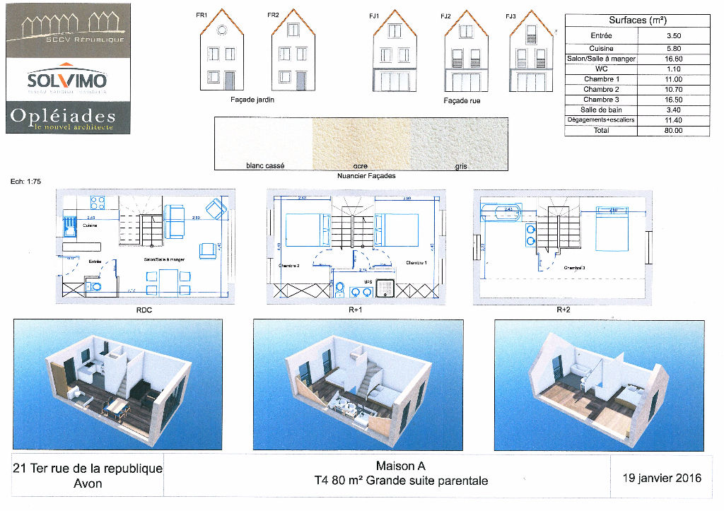 Annonces immobilier neuf avon solvimo for Annonces immobilier neuf