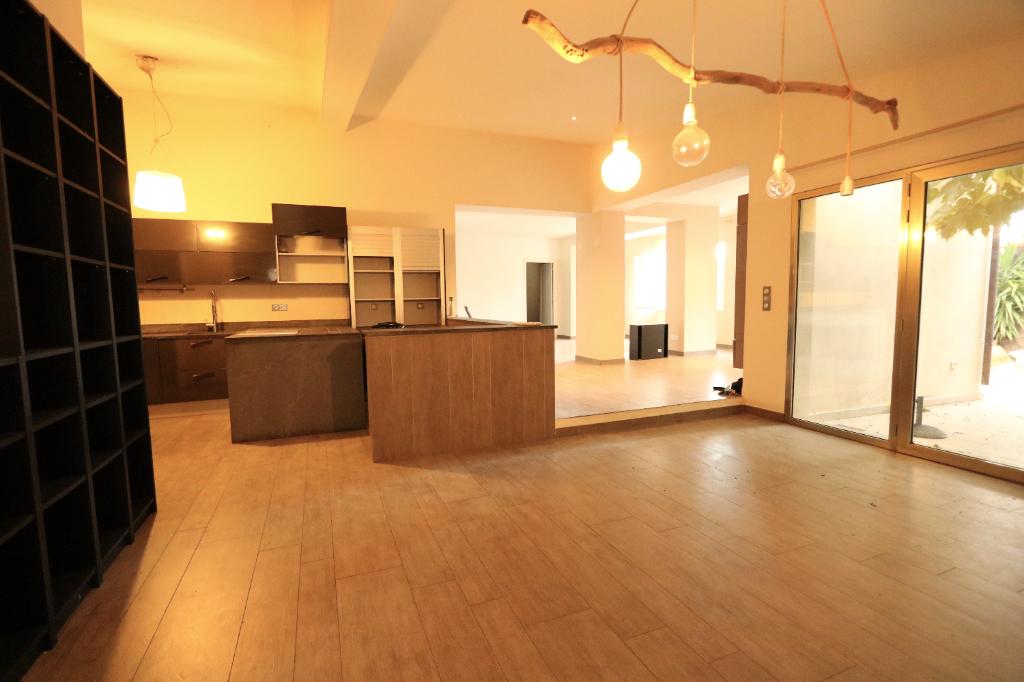 Furiani, appartement / villa T4 de 160 m² avec piscine chauffée + jardin, très belles prestations photo 2